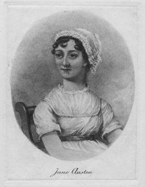 Image: Jane Austen